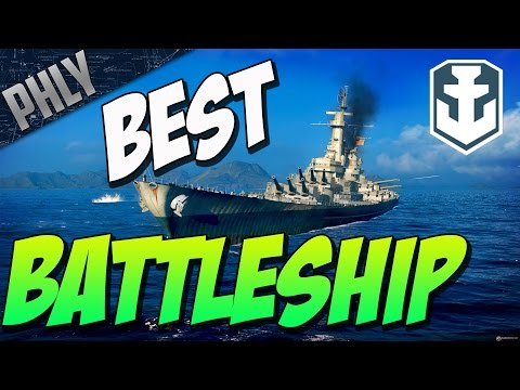 World Of Warships - BEST BATTLESHIP - Montana Tier 10 American Battleship Gameplay