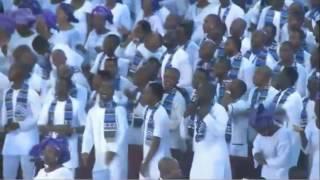 "Faith Tabernacle Mass Choir- ""AKA AKA YA/OWO OLUWA"""