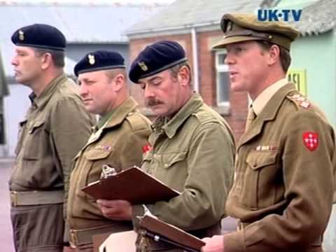 Bad Lads Army S3 E7 Officer Class Finale