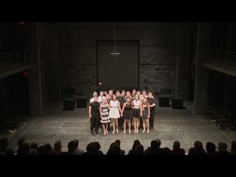 2020 Vision: CCM Musical Theatre Freshman Showcase 2017