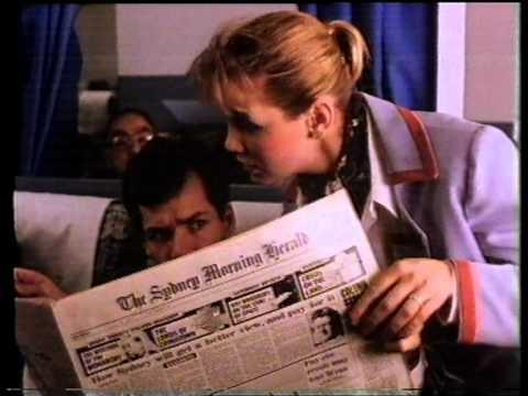 Sydney Morning Herald (Australian ad, 1987)