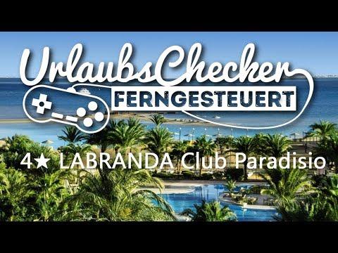 4★ LABRANDA Club Paradisio   El Gouna