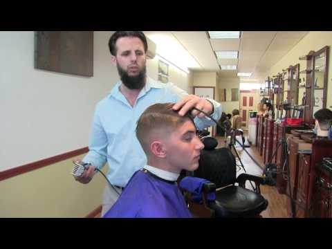 Barber Tutorial: Full Men's Hair Cutting Class with MC Barber