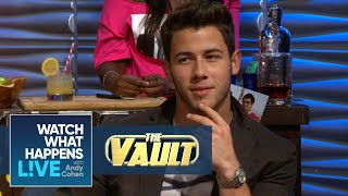 "Nick Jonas On Dating Older Women: ""They Know What They Want' 