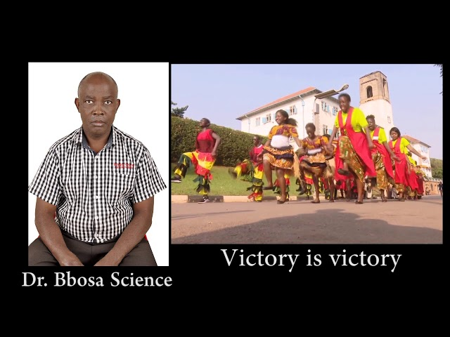 Makerere song by Dr Bbosa Science