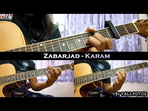 Zabarjad - Karam (Instrumental/Full Acoustic/Guitar Cover)