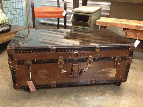Metal Trunk Coffee Table Uk Home Design Ideas Youtube