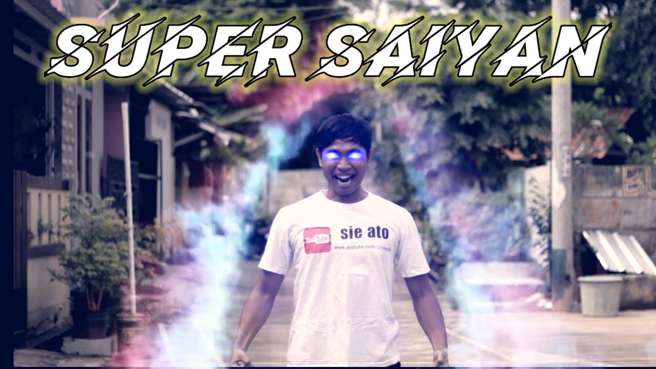 Cara edit video super saiyan effect di kinemaster #dragonball #gokusupersaiyan #kinemaster