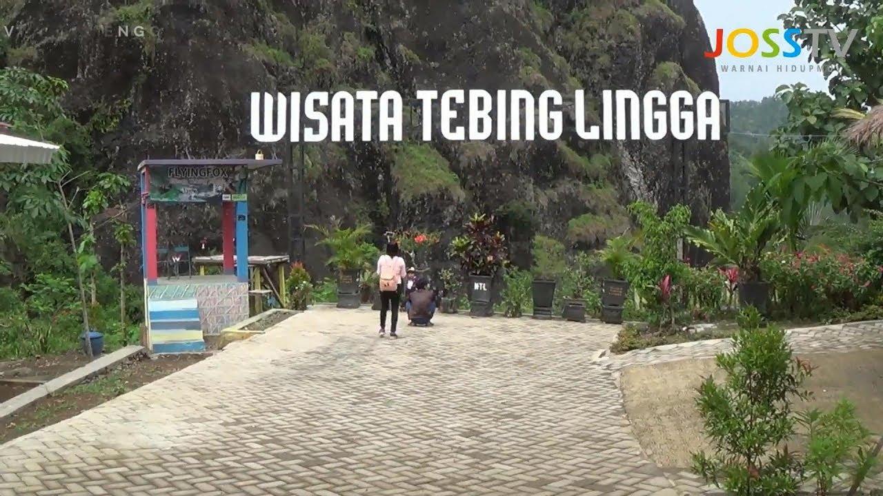 Wisata Tebing Lingga Trenggalek