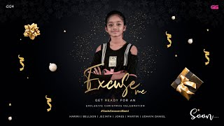 NEW TAMIL CHRISTMAS SONG | EXCUSE ME | BTS | HARINI | COMING SOON