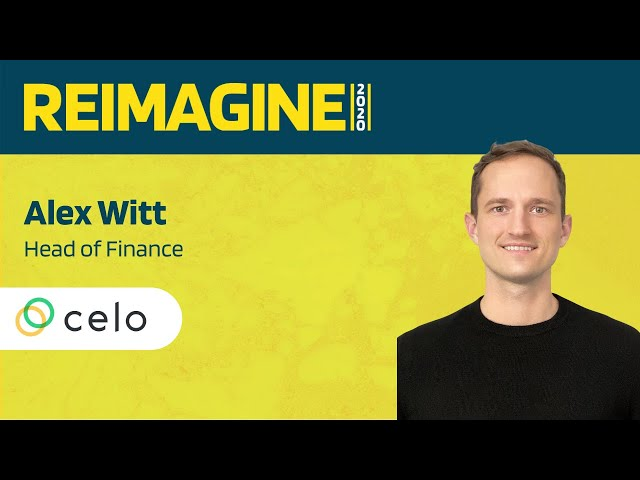 REIMAGINE 2020 v2.0 - Alex Witt - C Labs - Making Finance Fair