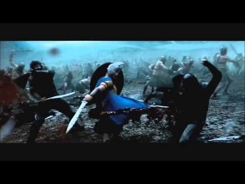 Warriors  Imagine Dragons Epic 300 Battle Scene