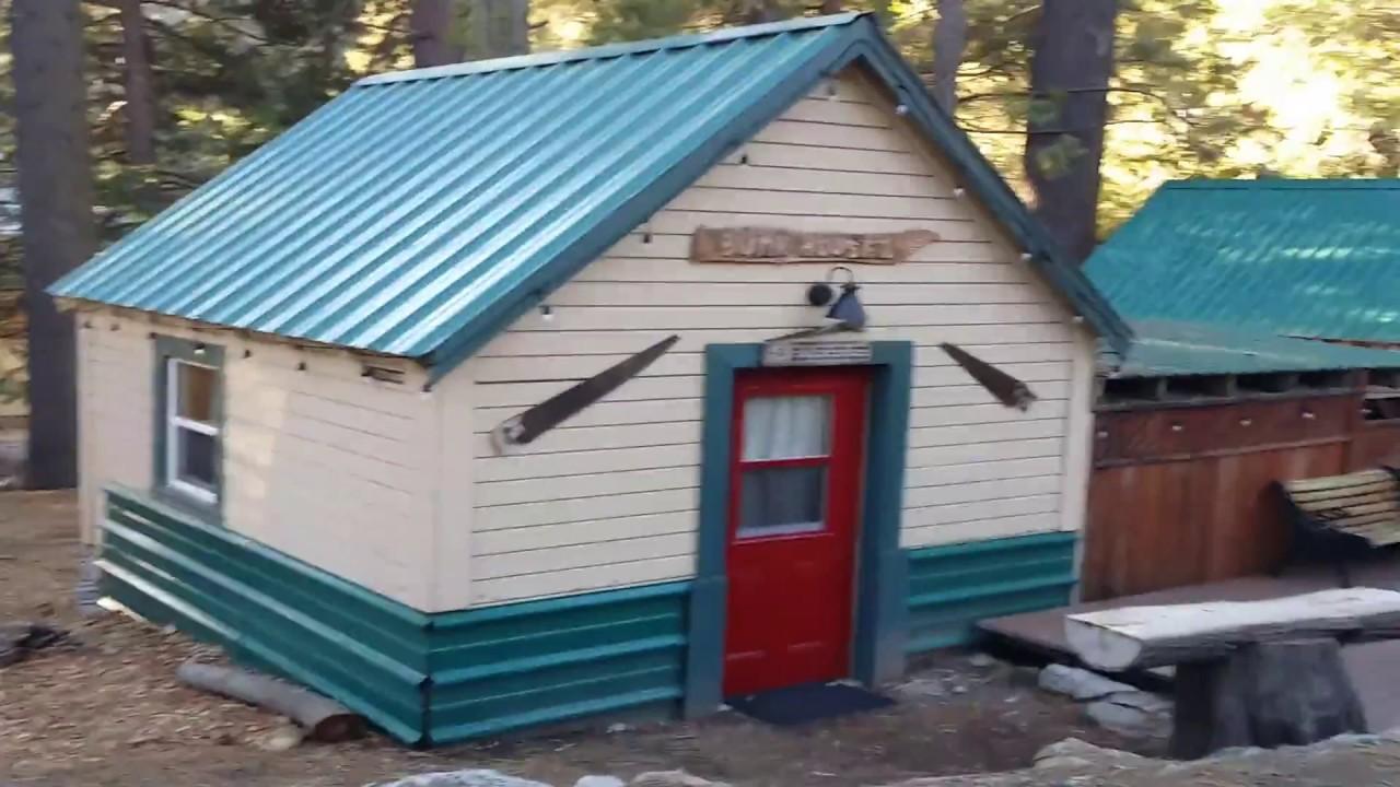 Shaver Lake Village Hotel Video Tour California