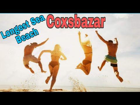 World Famous Longest Sea Beach   Coxsbazar - Bangladesh   We Love Tour