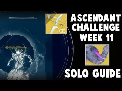 Destiny 2 Forsaken - Ascendant Challenge Week 11 (Week 5) Guide!