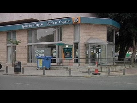 Cyprus banking chaos continues