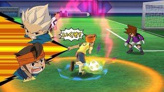 Inazuma Eleven Go Strikers 2013! Raimon Vs Neo Japan Wii 1080p (Dolphin/Gameplay)