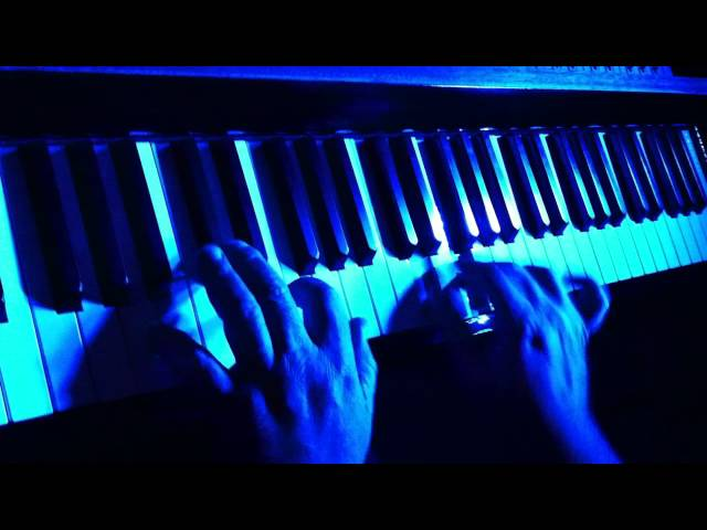 David Kelly's Piano after Dark
