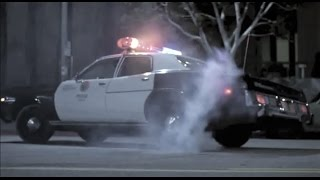 Car chase in The Terminator