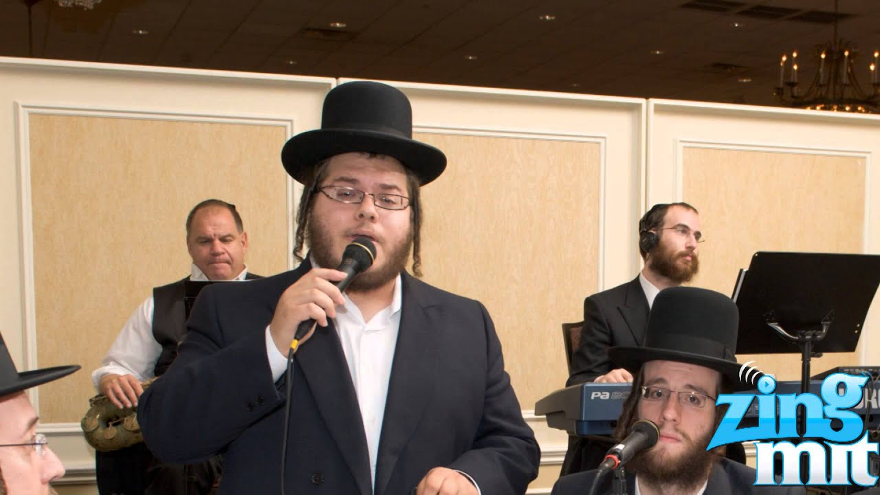 New Wedding Single Sung By Levy Falkowitz, Composed By David Segedin