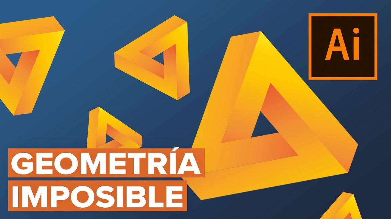 Pro Tip: Dibuja Geometría Imposible en Illustrator