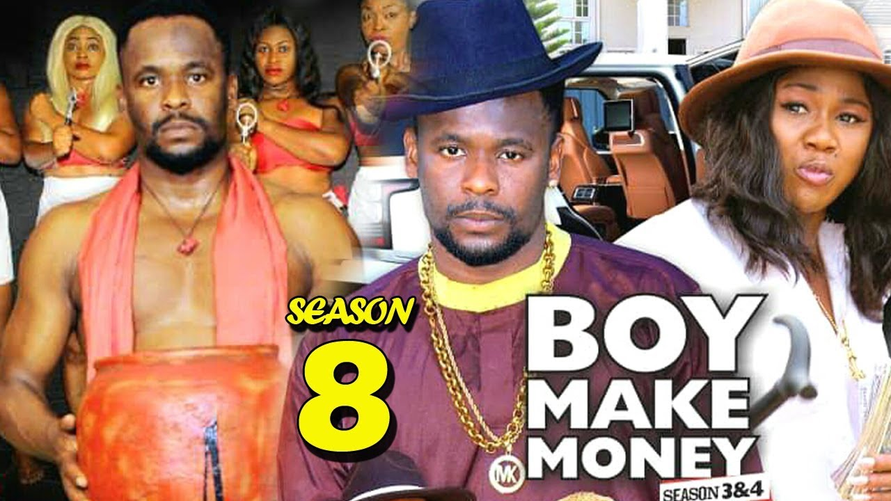 BOY MAKE MONEY SEASON 8 - New Movie 2019 Latest Nigerian Nollywood Movie Full HD