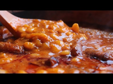 BEST BEANS WITH SAUSAGE - SPECIAL RECIPE!