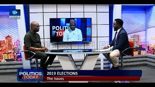 PDP, APC Debate Controversies Ahead Of Gov'ship & State Assemblies Polls |Politics Today|