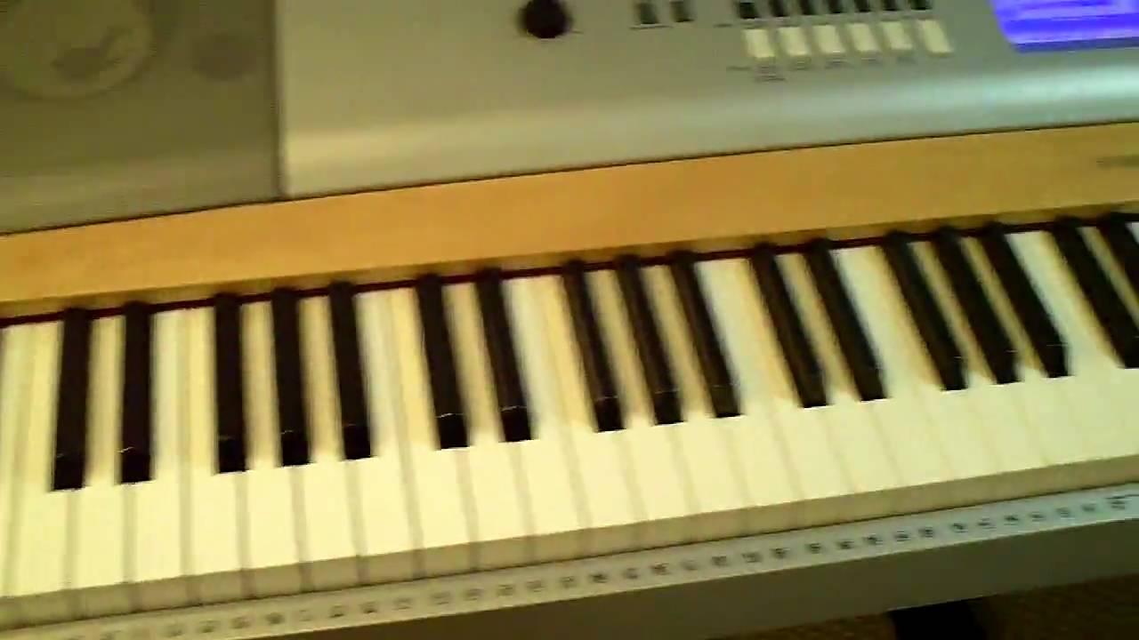 Yamaha DGX-630