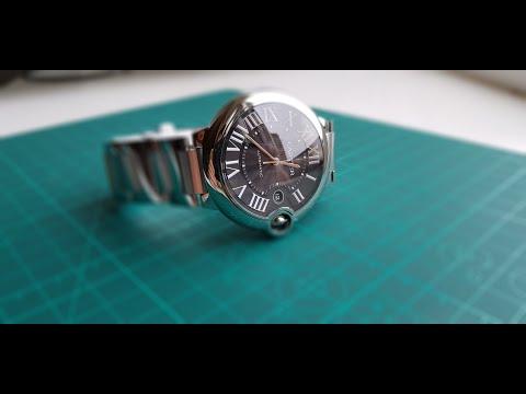 Полировка Наручных Часов Cartier (Копия)