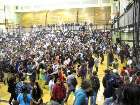 Hudson's Bay High School Cultural Assembly 2011
