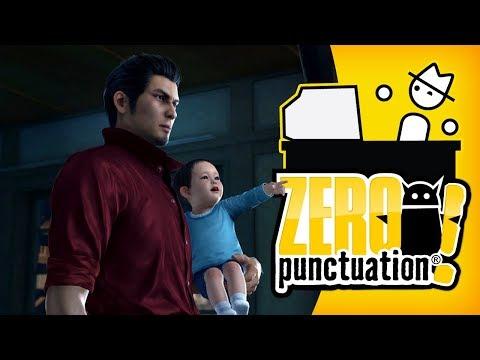 Yakuza 6: The Song of Life (Zero Punctuation)