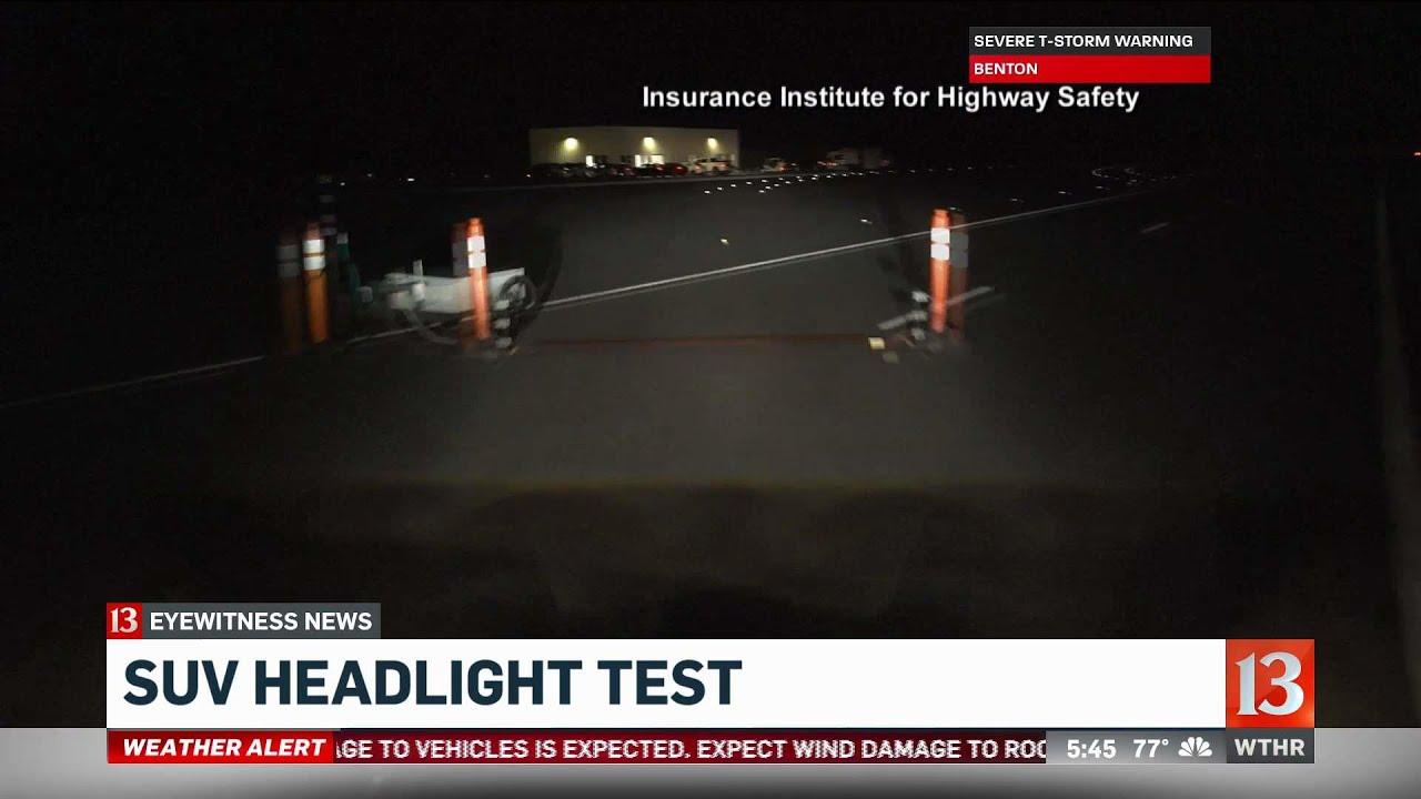 Suv Headlight Test Ratings