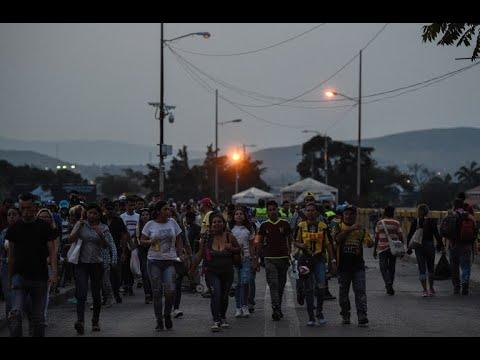 البيت الأبيض -يدين بشدة- استخدام فنزويلا للقوة