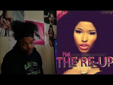 Nicki Minaj- Roman Reloaded The Re-Up Album (REVIEW)