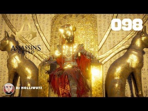 Fluch der Pharaonen #098 - Nofretete besiegen [PS4]   Let's play Assassin's Creed Origins