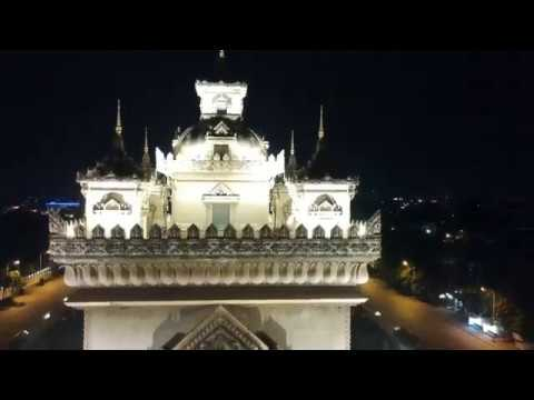 DJI SPARK IN VIENTIANE, LAOS 🇱🇦🚁