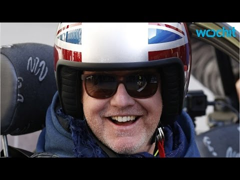 Chris Evans Fumed at Top Gear