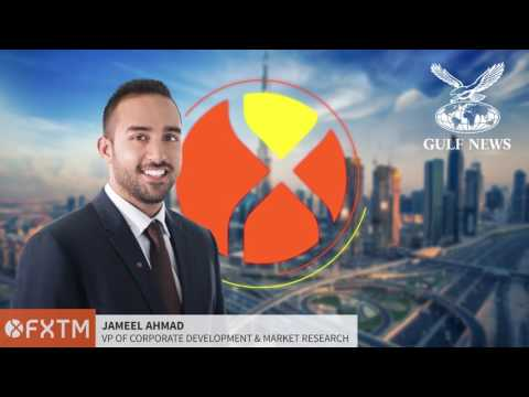 Gulf News Interview with Jameel Ahmad, FXTM | UAE 23/05/2017