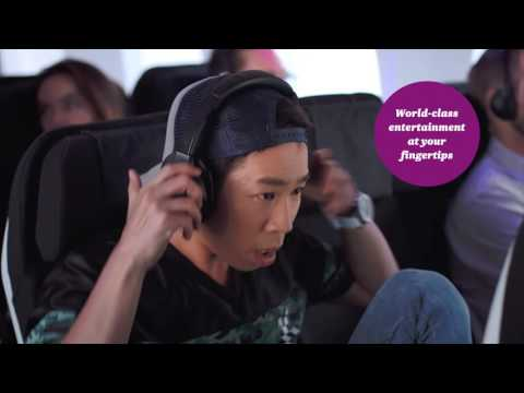 Experience Air New Zealand with Chua Enlai