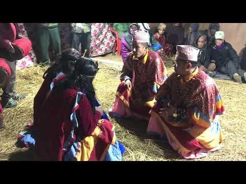 Gurung Krishna Charitra-Part 4(Lamagaun-Simpani,Lamjung)