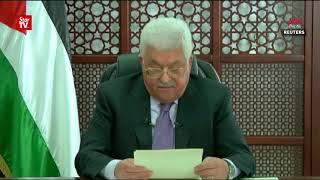 Video Abbas rejects Trump recognition ofJerusalemas Israel's capital download MP3, 3GP, MP4, WEBM, AVI, FLV Juli 2018
