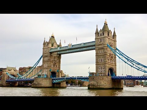 London, UK - London Eye / Big Ben - Buckingham Palace / Tower Bridge & More - Travel Series Ep. 7
