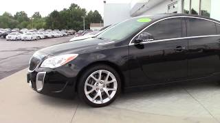 2017 BUICK REGAL - Used Car For Sale - Akron, Ohio