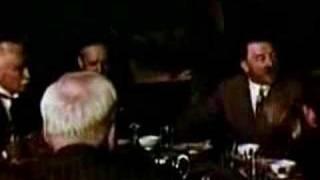 1936 Former British PM Lloyd George Visits Berchtesgaden