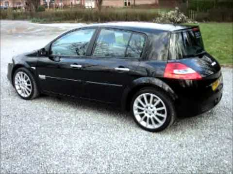 2008 renault megane 2 0t 225 renaultsport youtube. Black Bedroom Furniture Sets. Home Design Ideas