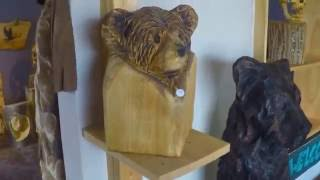 Cool wood carving gallery