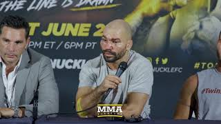 Bare Knuckle FC 6 - Lobov vs. Malignaggi Post-Fight Press Conference - MMA Fighting
