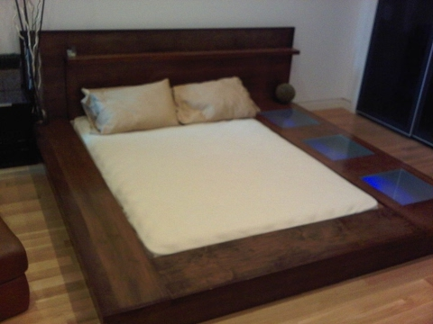Bed Frame With Storage Creative Homemade Bed Frame Design Ideas - YouTube