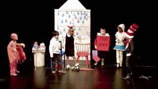 "Thin Ice Theater presents ""The Cat in the Hat"""